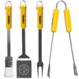 Pittsburgh Steelers 4 pc BBQ Set
