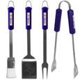 Minnesota Vikings 4 pc BBQ Set
