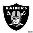 Oakland Raiders 8 inch Logo Magnets