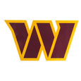 Washington Redskins 8 inch Logo Magnets