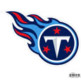 Tennessee Titans 8 inch Logo Magnets