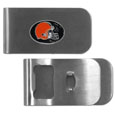 Cleveland Browns Bottle Opener Money Clip