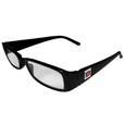 Cincinnati Bengals Black Reading Glasses +1.25