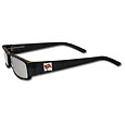 Tampa Bay Buccaneers Black Reading Glasses +1.25
