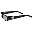 Indianapolis Colts Black Reading Glasses +1.25