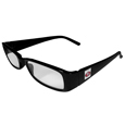 San Francisco 49ers Black Reading Glasses +1.25