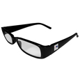 New England Patriots Black Reading Glasses +1.25