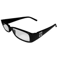 Oakland Raiders Black Reading Glasses +1.25