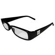 New Orleans Saints Black Reading Glasses +1.25