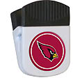 Arizona Cardinals Chip Clip Magnet With Bottle Opener
