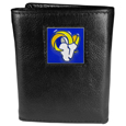 Los Angeles  Rams Leather Tri-fold Wallet