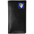 Los Angeles  Rams Leather Tall Wallet