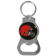 Cleveland Browns Bottle Opener Key Chain