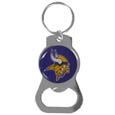 Minnesota Vikings Bottle Opener Key Chain