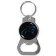 Carolina Panthers Bottle Opener Key Chain