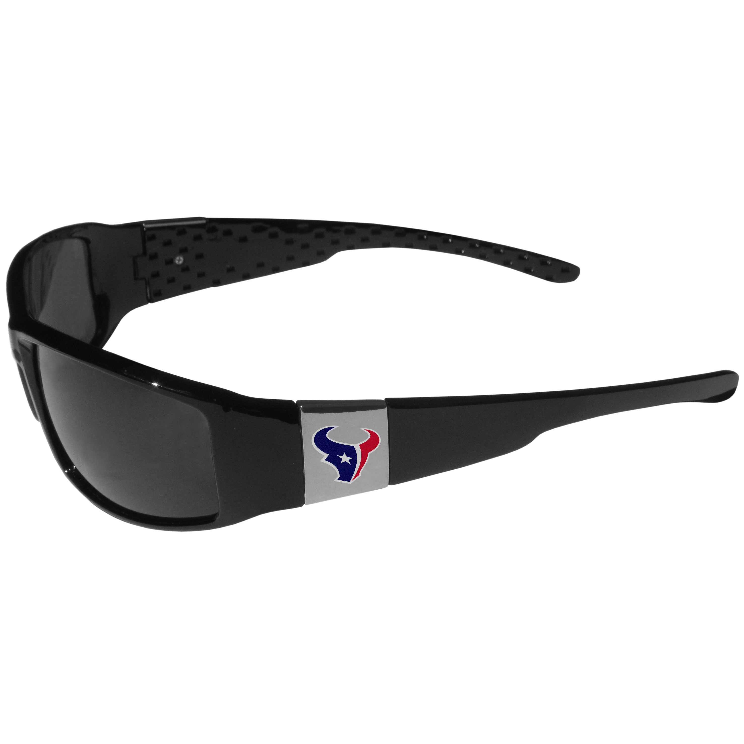 Chrome Wrap Sunglasses