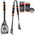 Chicago Bears 2pc BBQ Set with Tailgate Salt & Pepper Shakers