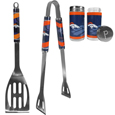 Denver Broncos 2pc BBQ Set with Tailgate Salt & Pepper Shakers