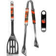 Cleveland Browns 2 pc BBQ Set and Bottle Opener