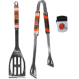 Cleveland Browns 2 pc BBQ Set and Chip Clip