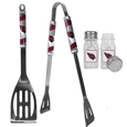 Arizona Cardinals 2pc BBQ Set with Salt & Pepper Shakers