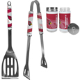 Arizona Cardinals 2pc BBQ Set with Tailgate Salt & Pepper Shakers