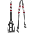Arizona Cardinals 2 pc Steel BBQ Tool Set