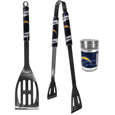 Los Angeles Chargers 2pc BBQ Set with Season Shaker