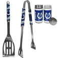 Indianapolis Colts 2pc BBQ Set with Tailgate Salt & Pepper Shakers
