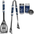 Dallas Cowboys 2pc BBQ Set with Tailgate Salt & Pepper Shakers