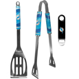 Miami Dolphins 2 pc BBQ Set and Bottle Opener