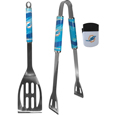 Miami Dolphins 2 pc BBQ Set and Chip Clip