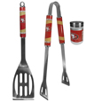 San Francisco 49ers 2pc BBQ Set with Season Shaker