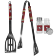 San Francisco 49ers 2pc BBQ Set with Salt & Pepper Shakers
