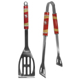 San Francisco 49ers 2 pc Steel BBQ Tool Set