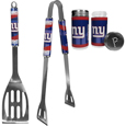 New York Giants 2pc BBQ Set with Tailgate Salt & Pepper Shakers