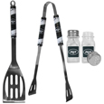 New York Jets 2pc BBQ Set with Salt & Pepper Shakers