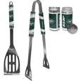 New York Jets 2pc BBQ Set with Tailgate Salt & Pepper Shakers