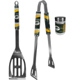 Green Bay Packers 2pc BBQ Set with Season Shaker