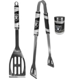 Oakland Raiders 2pc BBQ Set with Season Shaker