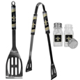 New Orleans Saints 2pc BBQ Set with Salt & Pepper Shakers