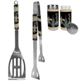 New Orleans Saints 2pc BBQ Set with Tailgate Salt & Pepper Shakers