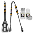 Pittsburgh Steelers 2pc BBQ Set with Salt & Pepper Shakers
