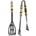 Pittsburgh Steelers 2 pc Steel BBQ Tool Set