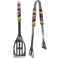 Minnesota Vikings 2 pc Steel BBQ Tool Set