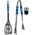 Carolina Panthers 2pc BBQ Set with Season Shaker