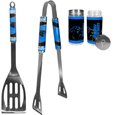 Carolina Panthers 2pc BBQ Set with Tailgate Salt & Pepper Shakers