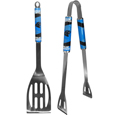 Carolina Panthers 2 pc Steel BBQ Tool Set