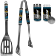 Jacksonville Jaguars 2pc BBQ Set with Tailgate Salt & Pepper Shakers