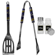 Baltimore Ravens 2pc BBQ Set with Salt & Pepper Shakers